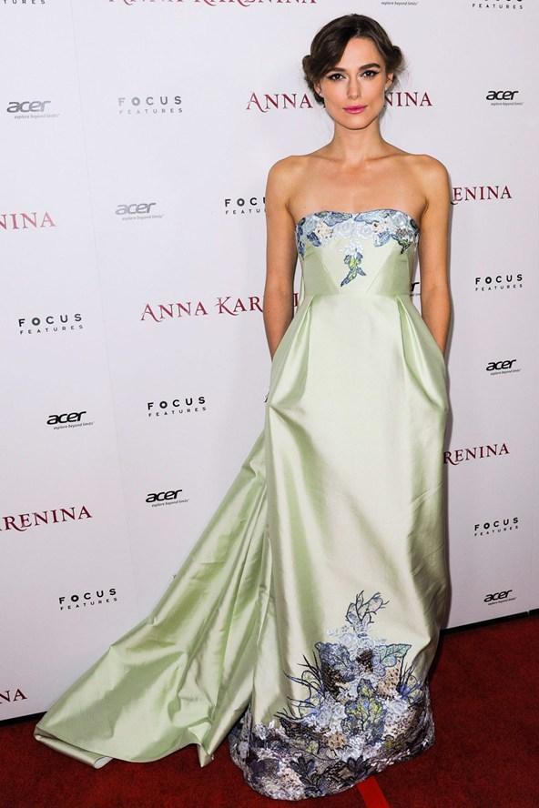 Sukienki gwiazd - zoba... Keira Knightley