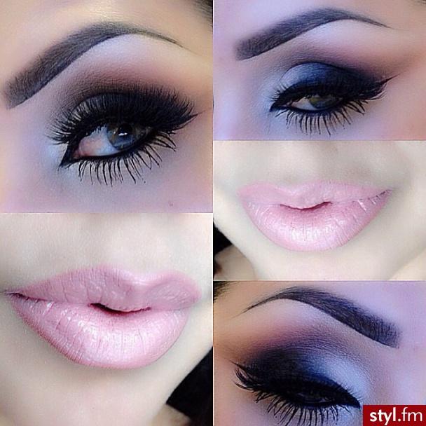 Makijaż Dla Szarych Oczu 16 Zdjęć