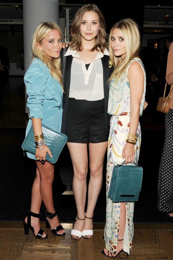 Ashley, Elizabeth i Maty-Kate Olsen