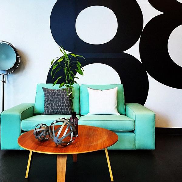 Masz swój szczęśliwy numerek? Jesteśmy przekonane, że przyniesie jeszcze więcej szczęścia naklejony lub namalowany na ścianie!