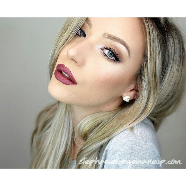 Ponad 30 Mega Modnych Make Up Dla Blondynek Przegląd