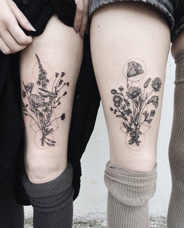 Nowoczesne Tatuaże Dla Kobiet Niezwykłe Wzory Zaskakujące
