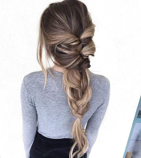 Najpiękniejsze Warkocze Dla Długich Włosów Wygodne Upięcia