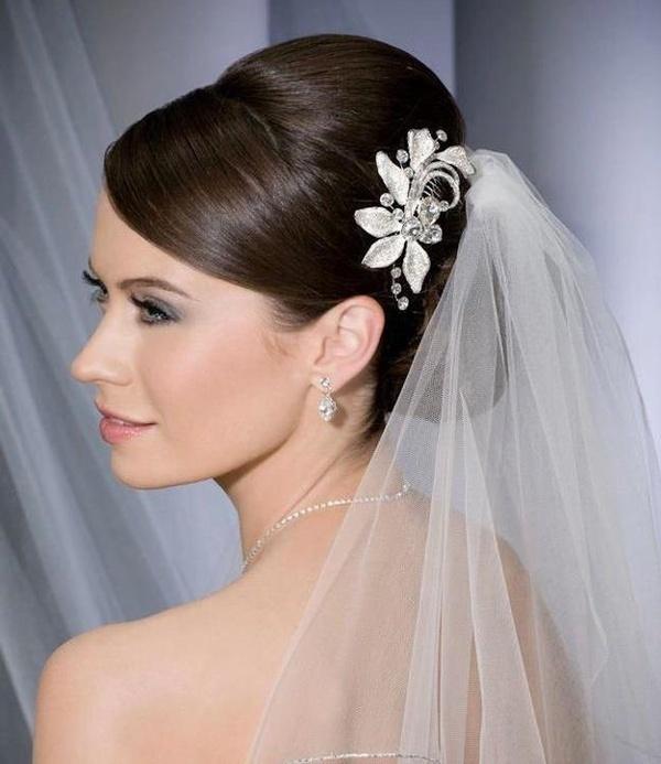 Fryzury ślubne Z Welonem Najpiękniejsze Upięcia Dla Panny
