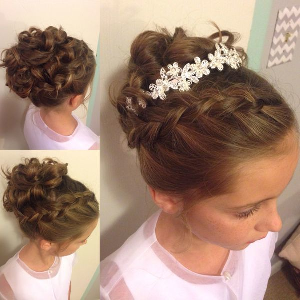 291cb5ead8 Najpiękniejsze fryzury komunijne - znajdź uczesanie dla swojego dziecka