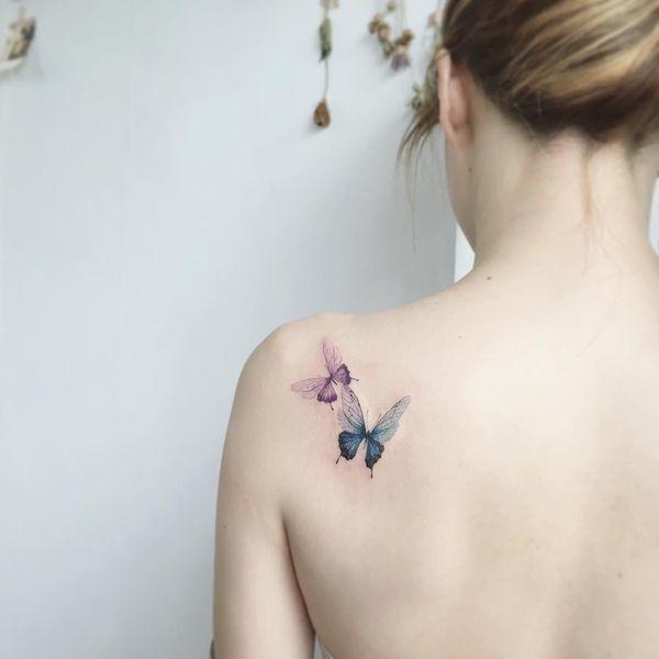 Małe Tatuaże Urocze Jak Nigdy Dotąd 30 ślicznych Wzorów Dla
