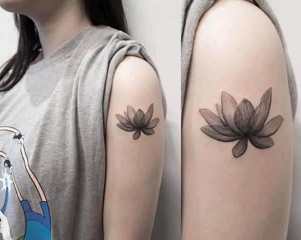 Tatuaże X Ray Kwiaty I Motywy Roślinne Najpiękniejsze