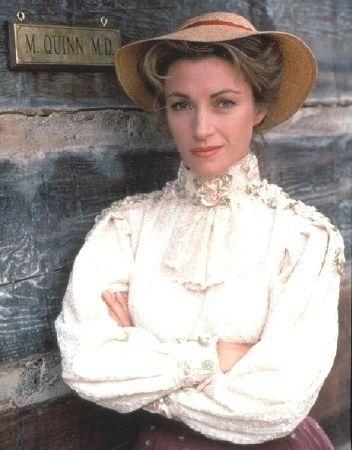 Jane Seymour kojarzymy głównie z tytułowej roli w serialu Doktor Quinn.