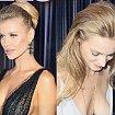 """Finał """"Top Model"""". Joanna Krupa jak zwykle z ogromnym dekoltem, a Jagodzińska.... Co tam się dzieje na dole?"""