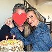 """Joanna Krupa już pokazuje narzeczonego! """"Nasze pierwsze urodziny"""""""