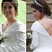 """Księżniczka Eugenia wygląda OLŚNIEWAJĄCO w swojej sukni ślubnej! Czy teraz pozbędzie się przydomka """"NAJBRZYDSZEJ księżniczki""""?"""