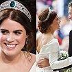 Suknia ślubna Eugenii odsłoniła brzydką SKAZĘ! Dlaczego księżniczka pokazała ją światu?