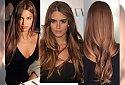 HIT LATA! Rose brown hair
