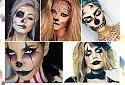 HALLOWEEN 2016: Inspirujemy niesamowitymi makijażami na imprezę halloweenową. To prawdziwe dzieła sztuki!