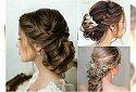 Fryzury ślubne - koki i upięcia włosów dla panny młodej [TRENDY]