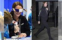 Kate Middleton w dresie na oficjalnym spotkaniu!