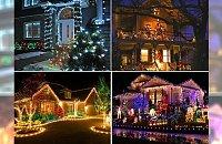 Najpiękniejsze dekoracje domów na święta!