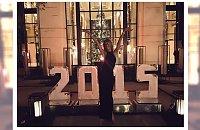 Zobacz, jak bawiły się gwiazdy świata mody na sylwestra 2015