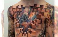 20 najlepszych tatuaży zrobionych w 2014 roku.