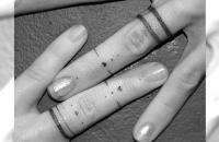 Tatuaże ślubne dla zakochanych