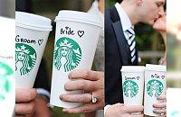 Ślub w Starbucks – Nowy trend czy dziwactwa z USA?
