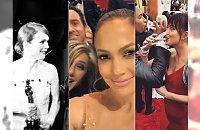 Zobaczcie kulisy oscarowej gali! Gwiazdy dzielą się zdjęciami na Instagramie