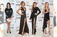 ELLE STYLE AWARDS 2015: Gwiazdy kochają czerń. Kto zachwycił kreacją na tegorocznej gali?