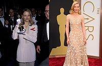 Szczęśliwe sukienki na galę Oscar? - Zobacz 6 najpopularniejszych marek oscarowych laureatów