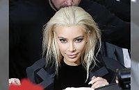 Internet naśmiewa się z nowej fryzury Kim! Zobaczcie najlepsze porównania!