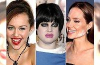 ALE WPADKA! Najgorsze makijaże gwiazd. Czy one widziały się w lustrze?