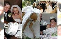 Ach co to był za ślub... 25 śmiesznych wpadek ze ślubów i wesel