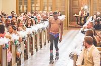Weselne wpadki - 20 Śmiesznych i dziwnych zdjęć z wesel i ślubów