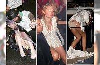 ALE WTOPA! Pijane gwiazdy, czyli najbardziej kompromitujące zdjęcia z hollywoodzkich imprez!