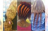 Najgorsze fryzury świata. Niektórzy to mają pomysły!