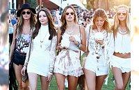 Gwiazdy na Coachella 2015 - Zobacz, w co się ubrali!