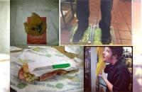 20 Powodów dlaczego boimy się jeść fast foody - Ohydne zdjęcia które zniechęcą cię do końca życia!