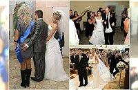 Ślubne wpadki. Dla tych par ten dzień był prawdziwym koszmarem