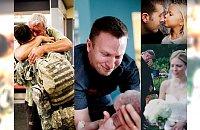 Poruszające, prawdziwe, pełne miłości - zdjęcia tych ojców z dziećmi niesamowicie wzruszają
