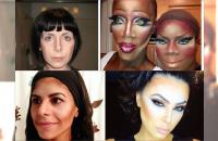 Makijaż to trudna sztuka - Zobacz najgorsze wpadki z konturowaniem. Z tych zdjęć śmieje się cały Internet!