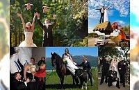 Hej wesele, hej wesele... ZWARIOWAŁO! Zobaczcie, najdziwniejsze fotki zrobione w dniu ślubu. SZOK!