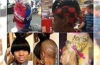 Fryzjer płakał gdy wykonywał te fryzury - Najgorsze włosy w sieci!