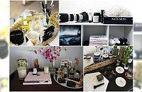 Eksponowanie kosmetyków, jako dekoracja wnętrz. Ponad 15 pięknych inspiracji dla waszej toaletki