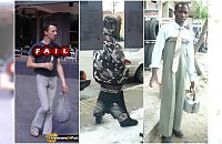 Mistrzowie Swag'a - NAJGORSZE sposoby na noszenie spodni. Ci ludzie nie wiedzą chyba jak się ubrać!