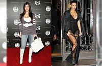 Transformacja Kim Kardashian przed i po Kanye West! Nie uwierzycie w tą różnicę!