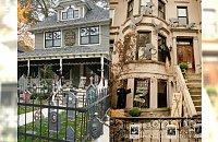 Top przerażające pomysły na udekorowanie domu na Halloween 2015