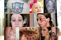 50 najgorszych tatuaży, jakie kiedykolwiek powstały - gorzej być nie mogło... Galeria pełna absurdu i żenady!