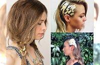 Pozłacane fryzury hitem Instagrama! - Zobacz, jak się prezentuje najpiękniejszy trend tego sezonu