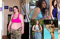 20 kg w 7 miesięcy? Oczywiście że się da! Szokujące metamorfozy tych dziewczyn zmotywuje Was do zrzucenie wagi!