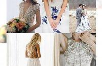 Najpiękniejsze ślubne inspiracje z Instagram - Suknie ślubne z detalami, które Cię zachwycą!