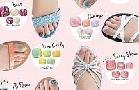 Rajstopy z... namalowanymi paznokciami - ten wynalazek robi furorę w Japonii. Będzie modowy hit?
